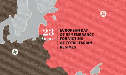 23 AUGUST Ziua Europeană a Comemorării Victimelor Regimurilor Totalitare