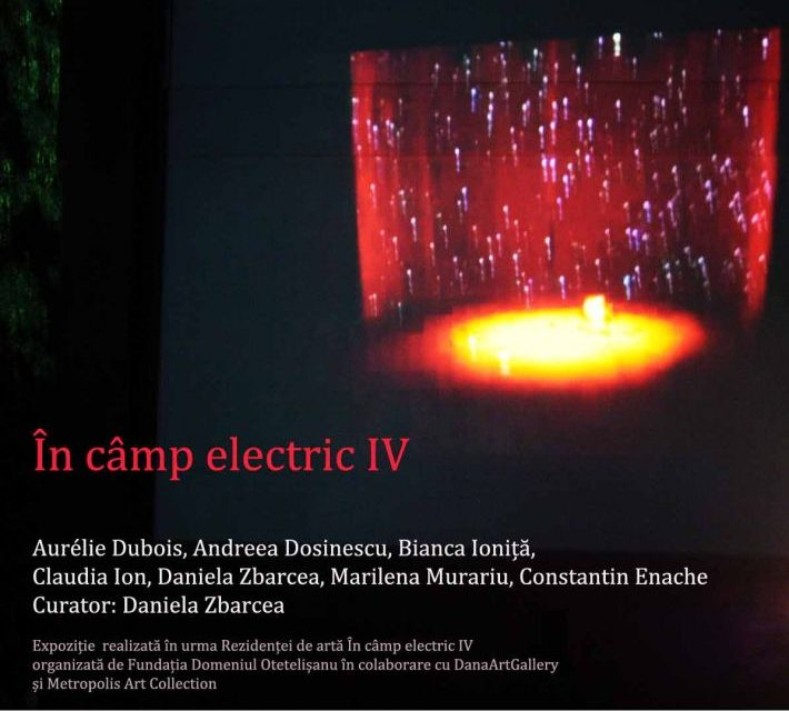 ÎN CÂMP ELECTRIC IV- Expoziție @ Metropolis Art Collection, București