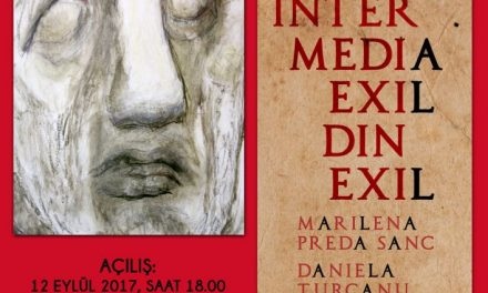 """EXPO OVIDIUS INTERMEDIA – Exil din exil"" @ ICR Istanbul"