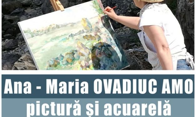 """Ana-Maria Ovadiuc """"Atelier 2017"""" @ Muzeul Bucovinei, Suceava"""