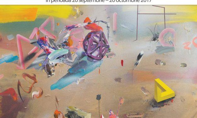 """Expoziția """"Junkyard Symphony"""" de Edith Torony @ Galeria de Artă SENSO, București"""