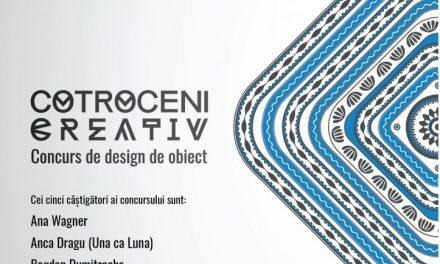Câştigătorii concursului de design de obiect Cotroceni creativ