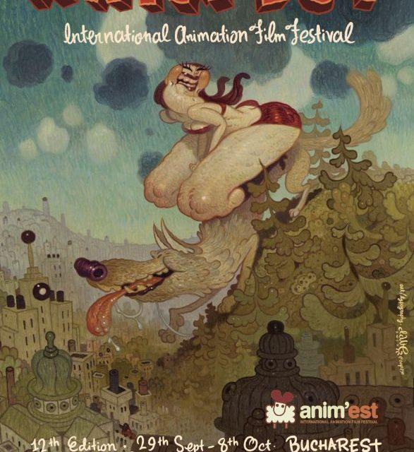 Festivalul Internațional de Film de Animație Anim'est, la a 12-a ediție: The Comics Edition  Dave Cooper, invitat special la Anim'est 2017