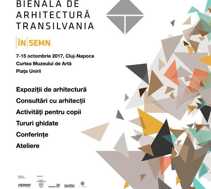 Jocuri urbane și tururi ghidate la Bienala de Arhitectură Transilvania