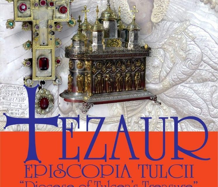 Episcopia Tulcii iși expune tezaurul la Complexul Muzeal Bistrița