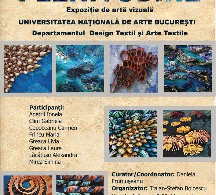 """Expoziţia de artă vizuală """"Plenitudine"""" Muzeul Județean """"Aurelian Sacerdoteanu"""" Vâlcea"""