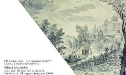 """Expoziția: """"Capodopere din colecția de stampe a baronului Samuel von Brukenthal"""""""