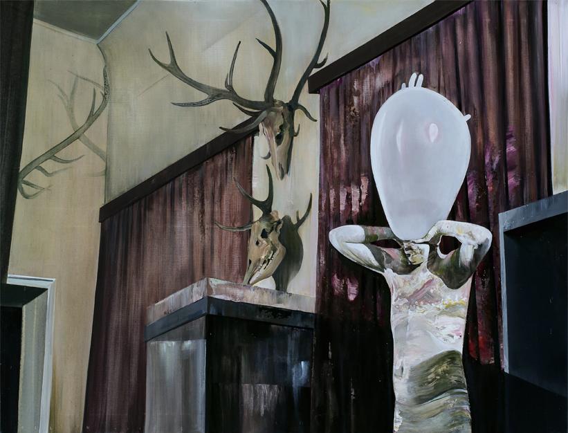 """Felix Aftene, """"EpicDermic""""@ Galeria AnnArt, București"""