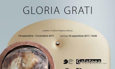 """Gloria Grati şi Nicolae Moldovan """"Regăsiri"""" @ Galateea Contemporary Art, București"""