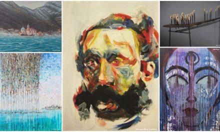 """Cea de-a treia ediţie a ,,Salonului anual al artiştilor români din Marea Britanie"""", la ICR Londra"""