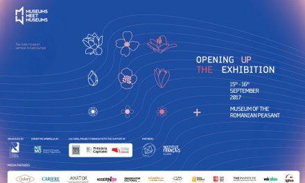 Museum Meeet Museums – seminar muzeal de talie internațională la București