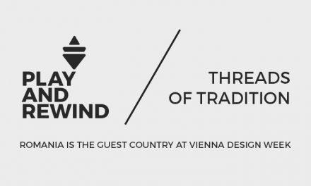 România ‒ țară invitată la VIENNA DESIGN WEEK 2017
