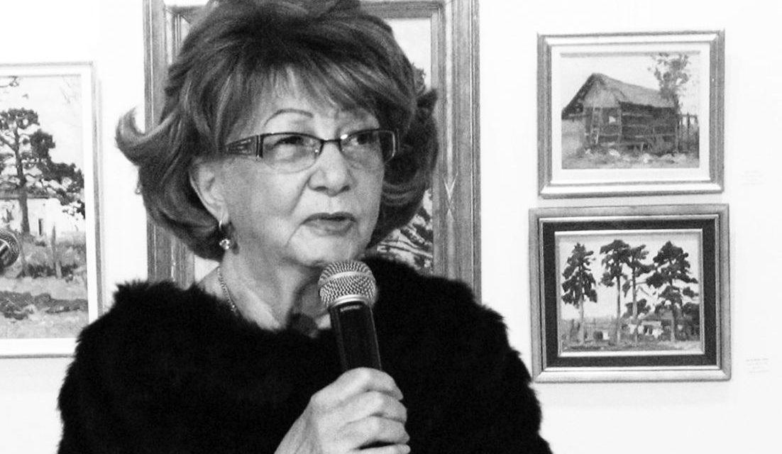 Ruxandra Garofeanu despre artiștii români din diasporă