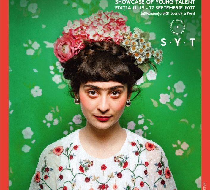 3 zile de artă tânără la a doua ediție Showcase of Young Talent (SYT)