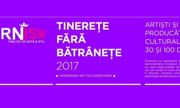 Raluca Ilaria Demetrescu @ Tinerețe fără bătrânețe