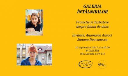 Anamaria Antoci și Simona Deaconescu @ Galeria Întâlnirilor