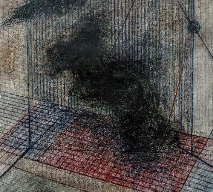 """Zsolt Berszán """"Substratum"""" @ Anaid Art Gallery, Berlin"""