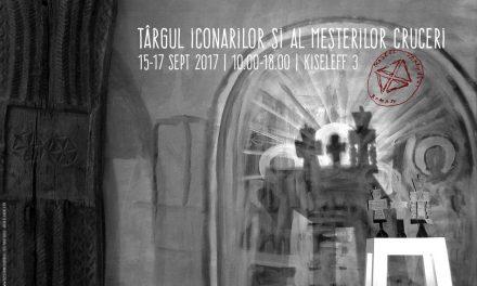 Târgul iconarilor și al meșterilor cruceri @ Muzeul Național al Țăranului Român