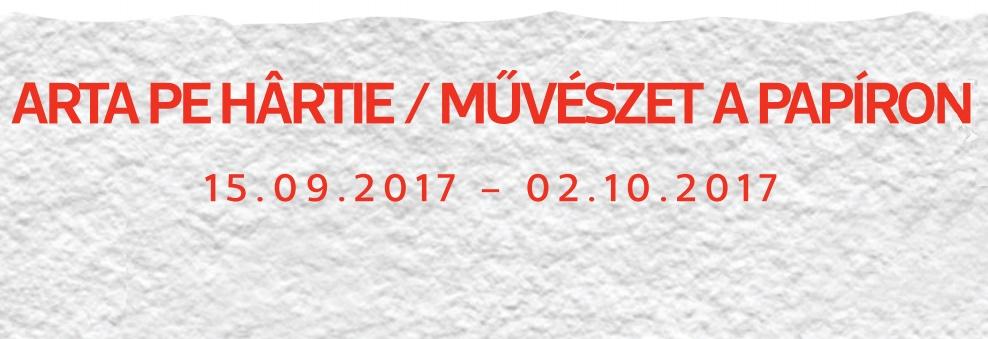 Arta pe hârtie, expoziţie de desen @ Institutul Maghiar din Bucureşti