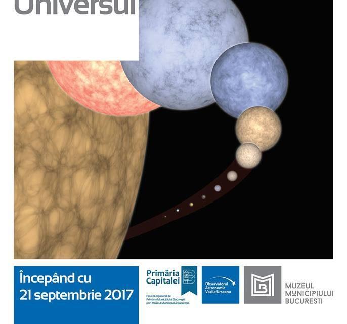 """Expoziția """"Descoperim împreună Universul"""" la Observatorul Astronomic """"Amiral Vasile Urseanu"""""""