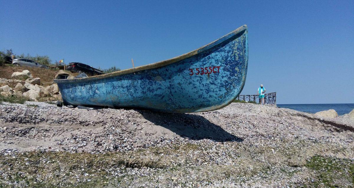 Plaja Tuzla – culorile verii
