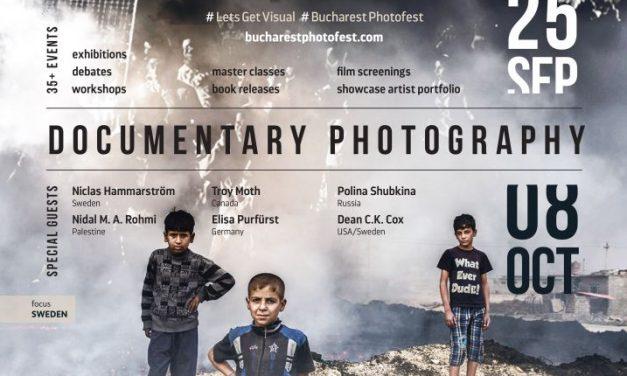 Începe Bucharest Photofest