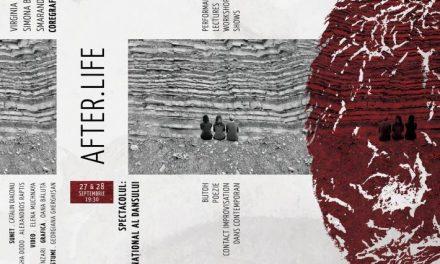 After.Life, un spectacol de Sasha Dodo @ Centrul Național al Dansului