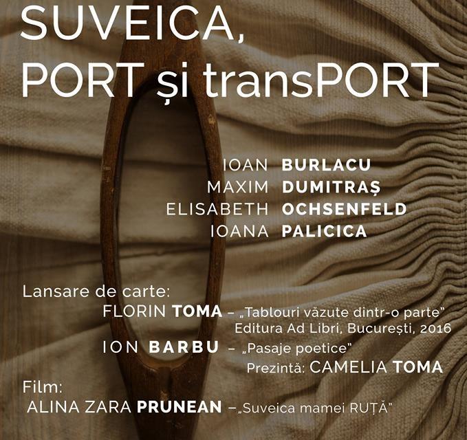 SUVEICA- Port şi transPORT