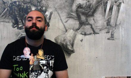 Q&A Adrian Ghiman – 100 de artiști contemporani români