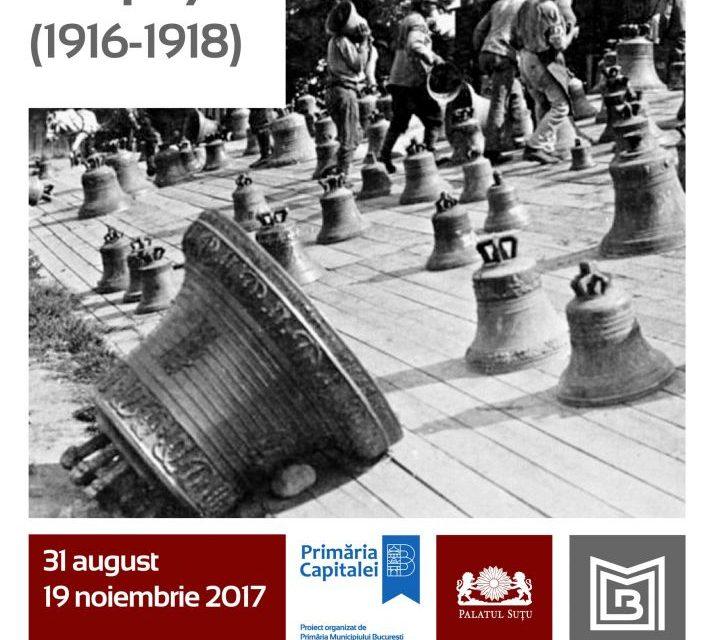 """Expoziția """"Bucureștii sub ocupație (1916-1918)"""" capătă o nouă componentă: """"Telefonul Amintirilor"""""""