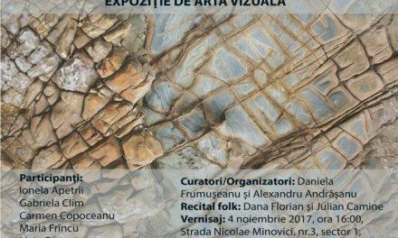 """Expoziția """"Periplu ancestral"""" @ Muzeului Nicolae Minovici, București"""