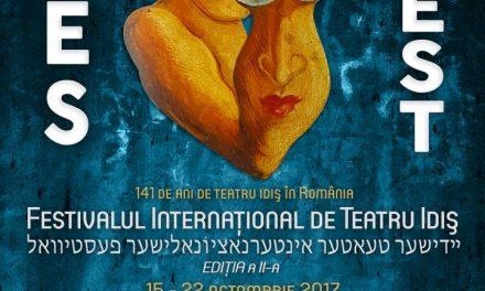Festivalul Internațional de Teatru Idiș – TES FEST