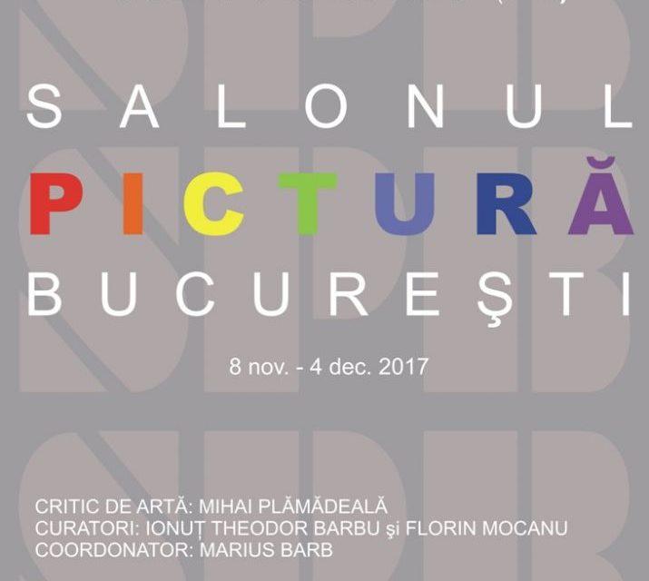 SALONUL PICTURĂ BUCUREȘTI –  Centrul Artelor Vizuale – Galeria Căminul Artei