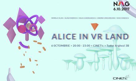 Alice in VR Land @ CINETic