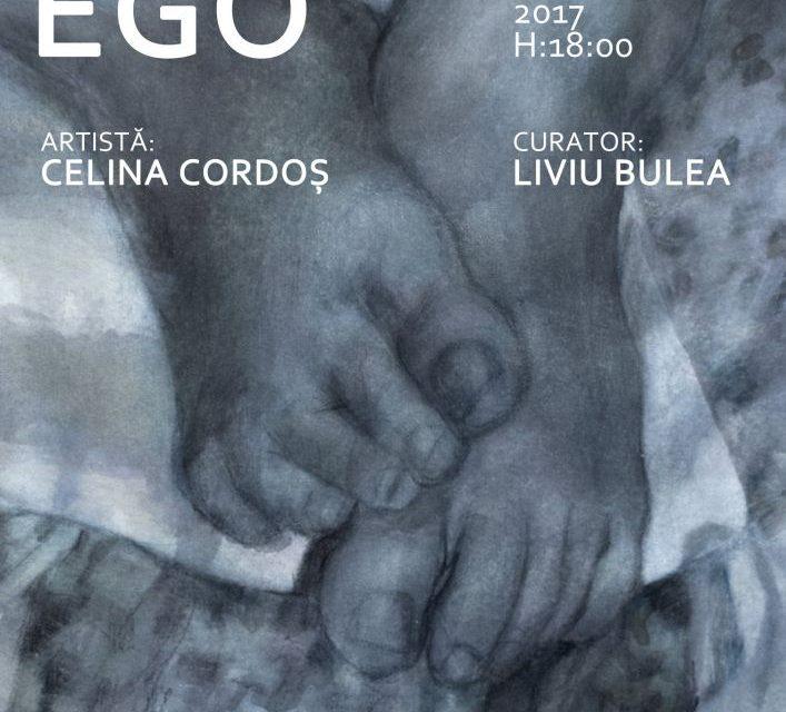 """Celina Cordoș expoziția """"Alter Ego"""" @ Reactor de creație și experiment, Cluj-Napoca"""