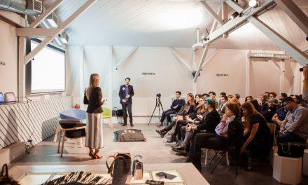 MATERIA susține comunitatea creativilor care lucrează în piele