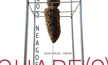 Dragoș Neagoe, expoziție de scuptură, obiect-instalație, Shape(s) @ Cuhnia de la Centrul Cultural Palatele Brâncovenești de la Porțile Bucureștiului