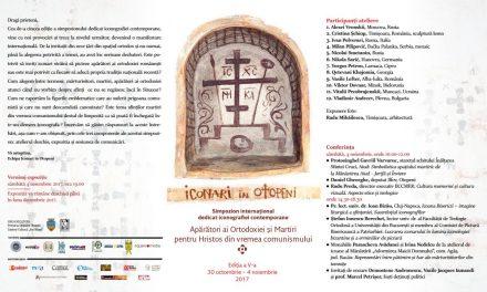 """Simpozionul internațional de iconografie """"Iconari în Otopeni"""""""