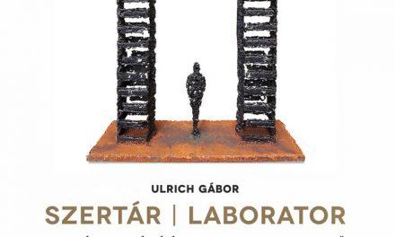 """Expoziția ULRICH Gábor, """"Laborator"""" @ Institutul Balassi – Institutul Maghiar din București"""