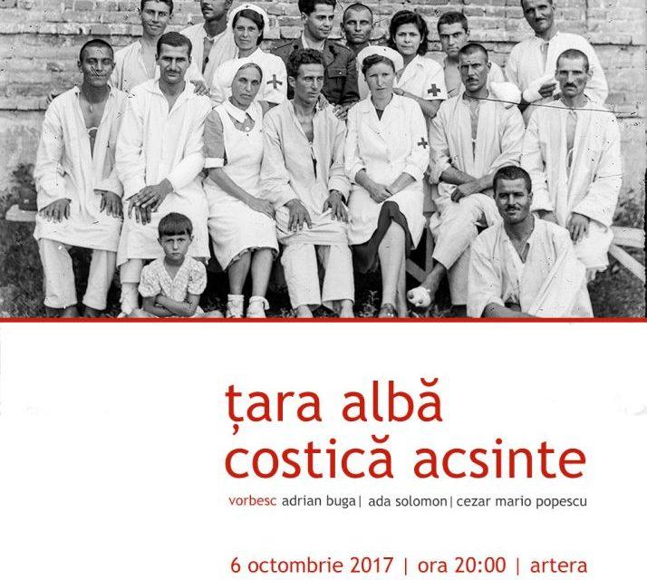 """Expoziția de fotografie """"Țara albă – Costică Acsinte"""" @ ARGO"""
