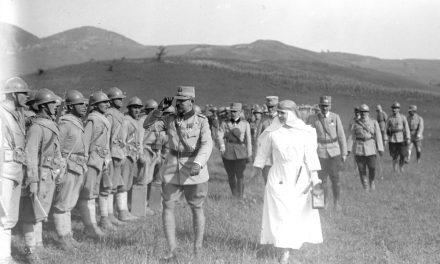 Familia regală a României pe frontul Marelui Război (1916-1918) @ Muzeul Naţional Cotroceni