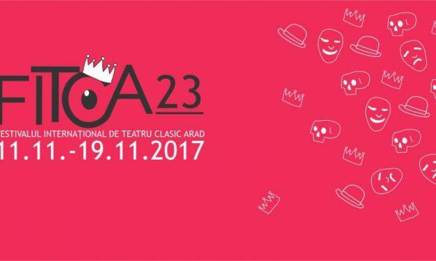 Festivalul International de Teatru Clasic Arad