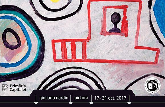 """Giuliano Nardin, """"Planeta Fantastică"""" @ Muzeul Național al Literaturii Române"""