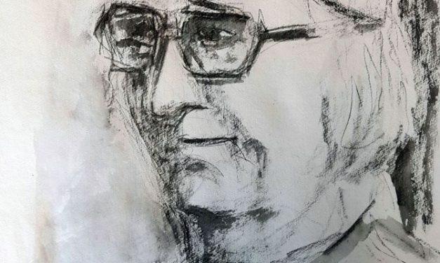 """Influențe de ordin social în portretele lui Corneliu Baba @ Institutul Cultural Român """"Dimitrie Cantemir"""" de la Istanbul"""
