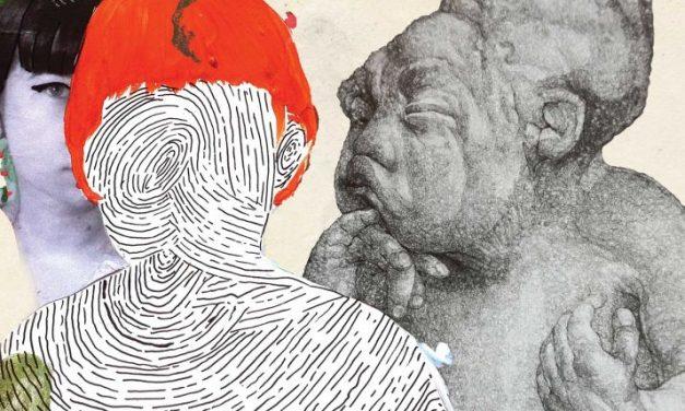 """Liviu Acasandrei și Georgiana-Ioana Cruceanu """"Strigătul artistului"""" @ Galeria de artă contemporană TOT, București"""