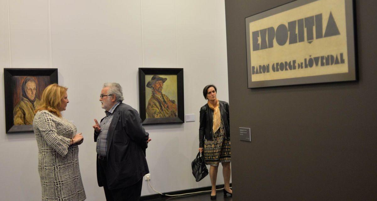 Löwendal: Emigrarea şi integrarea unui baron artist