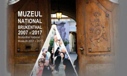 Muzeul Național Brukenthal 2007-2017 @ Piața Mare, Sibiu