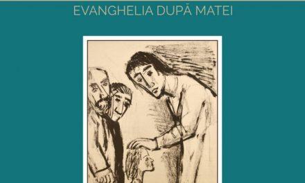 """Expoziție de litografii """"Otto Dix – Evanghelia după Matei"""" @ Biserica Evanghelică C.A. București"""