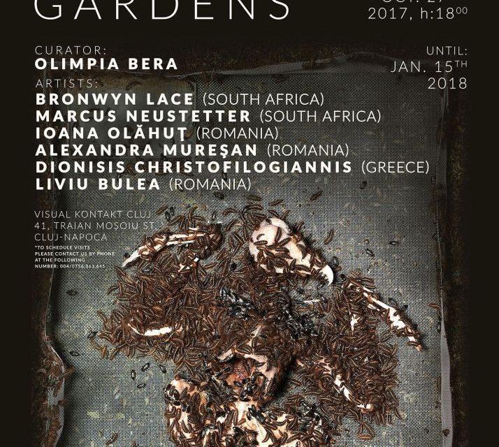 "Expoziție ""Dead Gardens"" @ Visual Kontakt Cluj"