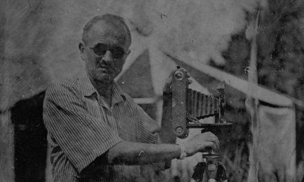 """Radu Igazsag, expoziția """"Kodak 1914. O cameră călătoare"""" @ Victoria Art Center, București"""